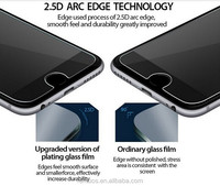 Round Edge Fingerprint Anti-Scratch Premium Tempered Glass Clear Screen Protector for iPhone 4 4S