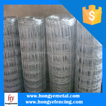 Hebei High Tensile Galvanized Lowes Hog Wire Fencing