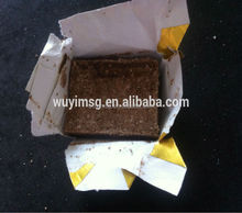 factory sell 10g seasoning cube/bouillon cube
