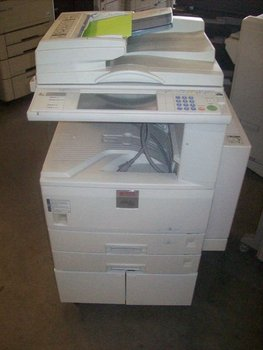 USED RICOH DIGITAL COPIER