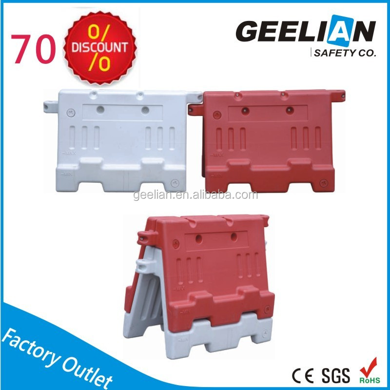 water fill road barriers Geelian