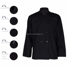 Restaurant Professional Unique Design Kitchen Coat Italian Chef Uniform
