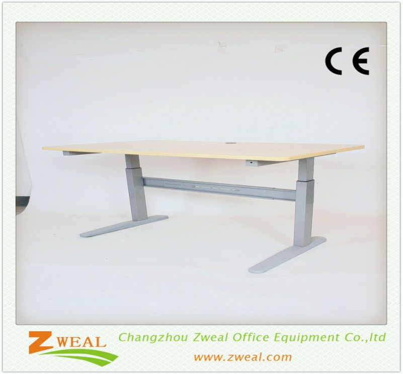 electric two legs height adjustable desk big sale furniture smart lift controller