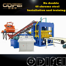 Worthy Investment Qt4-15 Automatic Fired Clay Brick Making Machine