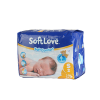 Softlove hot sale comfort brand nice disposable sleepy baby diaper
