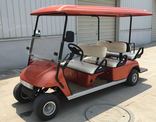 CE Approved Club Car or Golf Cart with 48V Motor