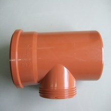 ABS material pipe fitting tooling manufacture
