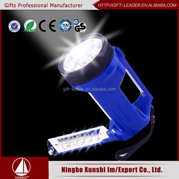 high power 7+5led emergency led light for hunting/camping/emergency