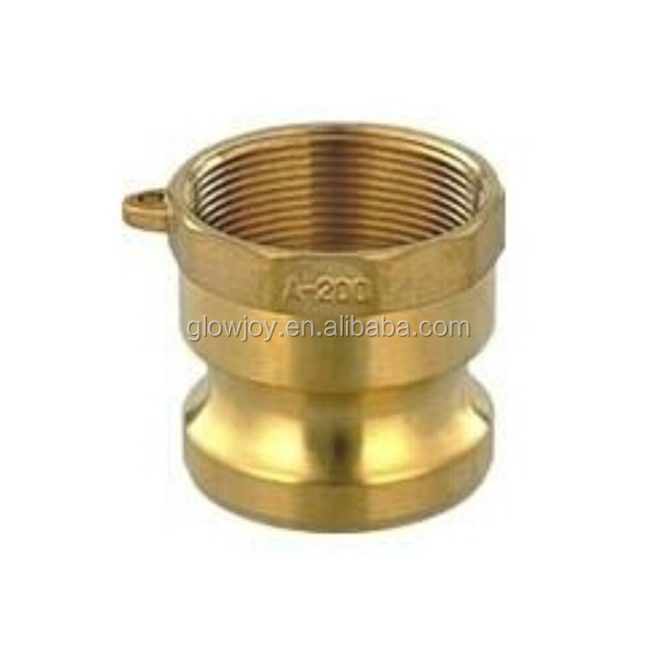 Type A brass camlock lock fittings/pipe fitting tools name
