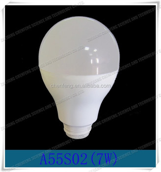 A55 Small beam light Heat radiating cup led
