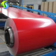 factory DX54D prepainted galvanized steel price strip coil