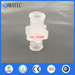 Free Shipping Quality Orange/Black Color Luer Lock Dispensing Syringe Caps Screw Thread Tip Caps