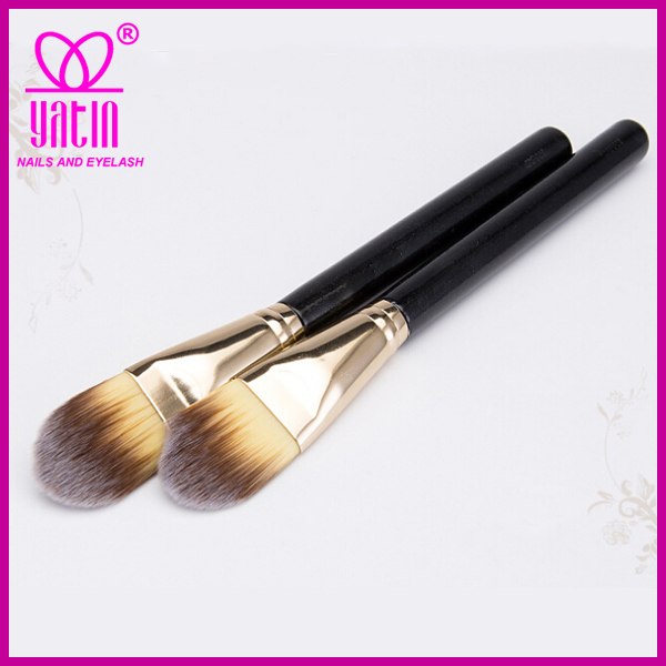 High Quality Promotional Makeup Brushes/wooden Handle Makeup Brush