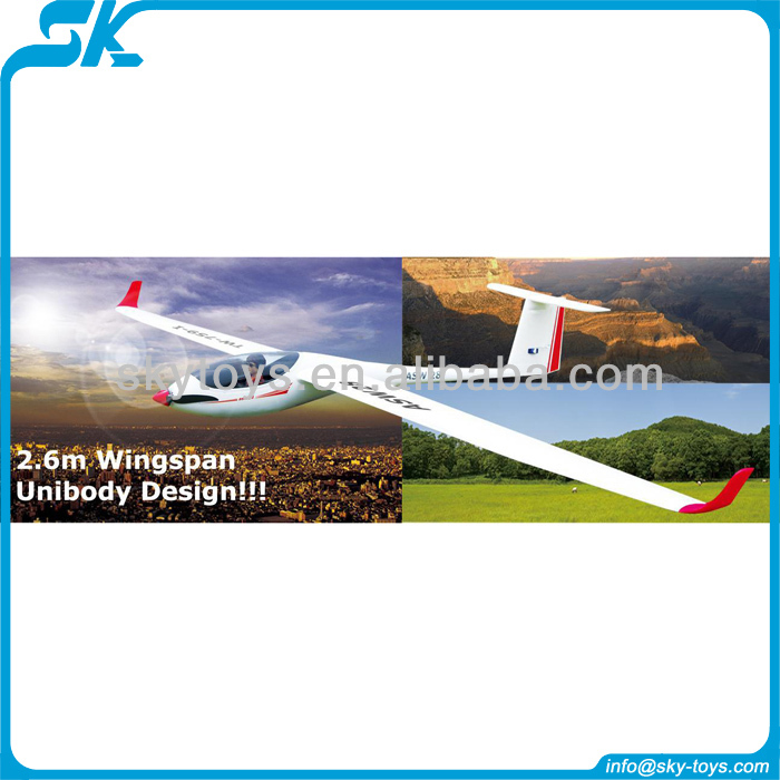 !ASW28 (759-1) big scale rc plane unibody like glass fiber flaps glider rc model rc plane