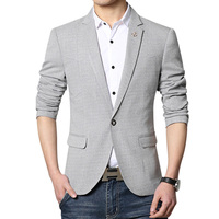 Luxury Business Professional Formal Wedding Dress Casual Men Blazers Coat Beautiful Design