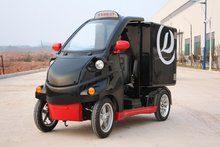 hot sale mini electric delivery van for rent
