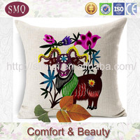 traditional China style pillow Plastics Chairs outdoor cushion soft furnishings linen cushion