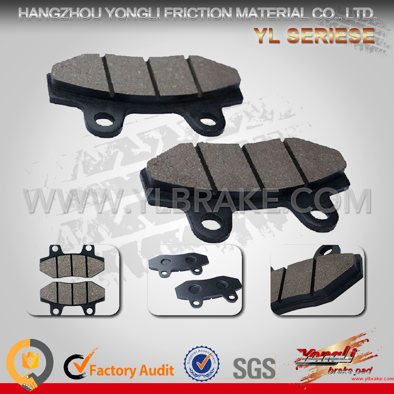 Professional Manufacturer High Quality Brake Pads For Nissans Tiida