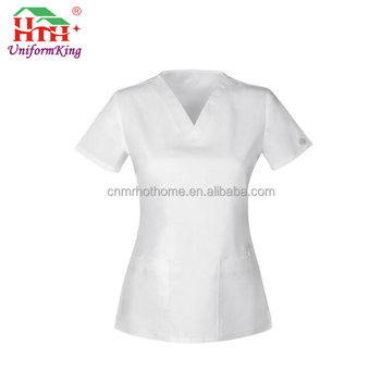 OEM Comfortable Simple Nurse Uniform