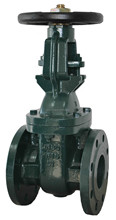 CLASS125 Cast Iron Body And Bonnet Wedge Gate Valve With Prices