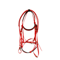 Demountable Endurance Pvc Horse Racing Bridle And Rein