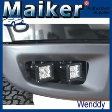 Front bumper LED spotlight For Ford F-150 off road tuning accessories from maiker