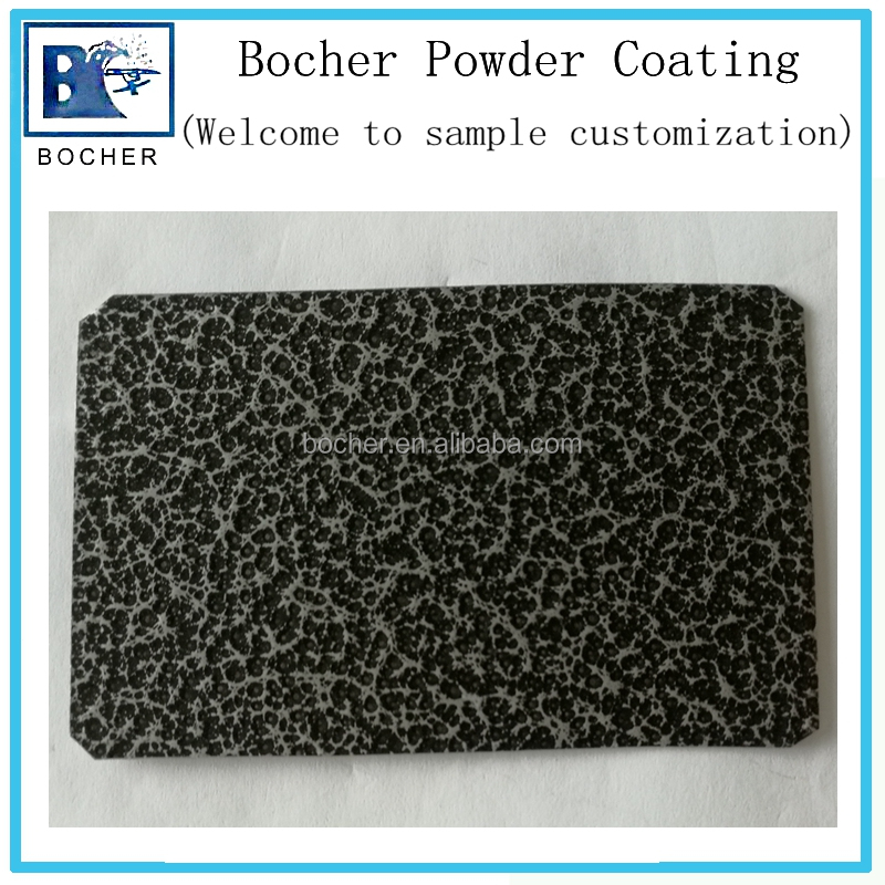 Antique effect epoxy polyester powder coating powder