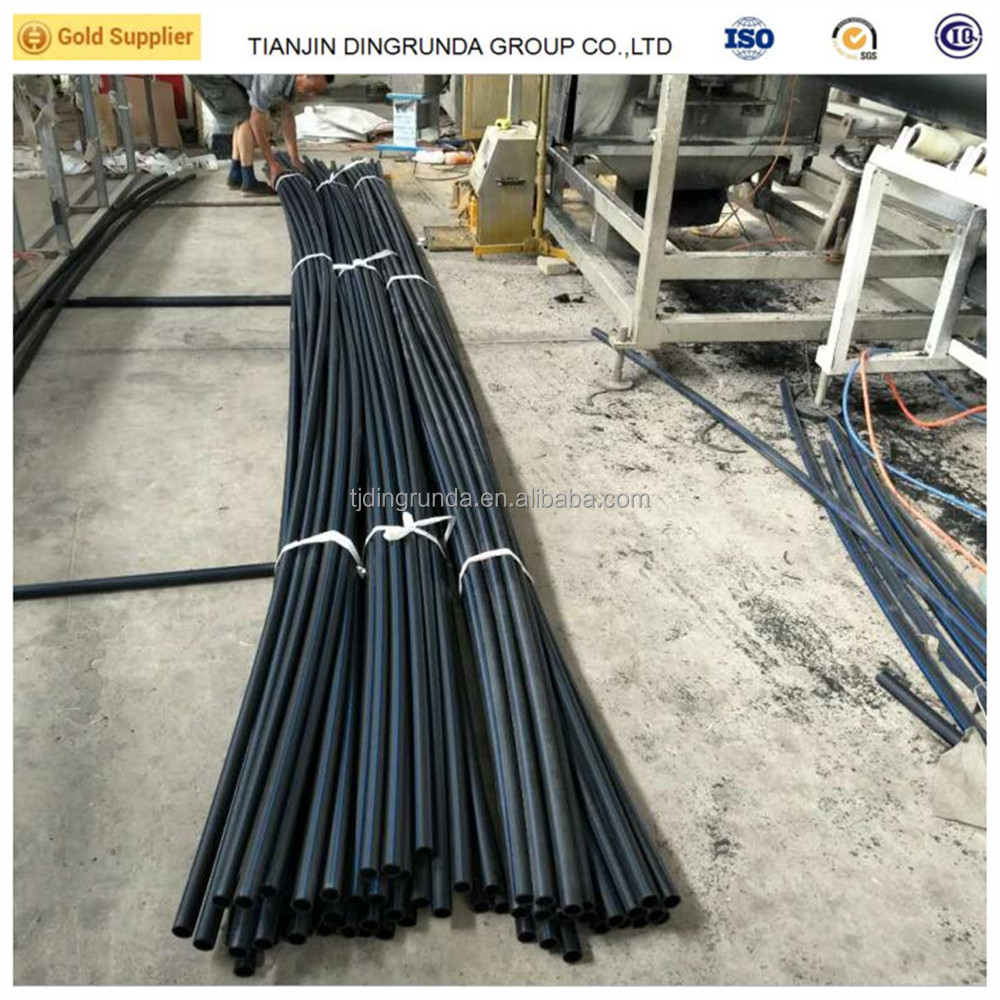HDPE tubos irrigation pipe 50mm