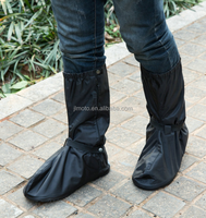 Outdoor Polyester Waterproof Rain Boots Cover