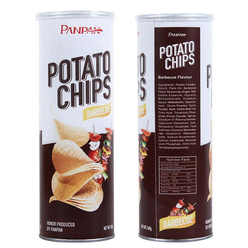 Panpan Canned Food Beverage Potato Chip