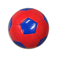 size 3 mini indoor soccer ball for children student pvc football in bulk mix order cheap price