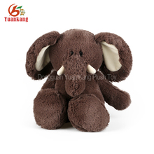 ICTI audit factory wholesale plush elephant soft toy for your kids