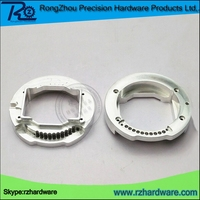 cnc machine anodized aluminum spare parts
