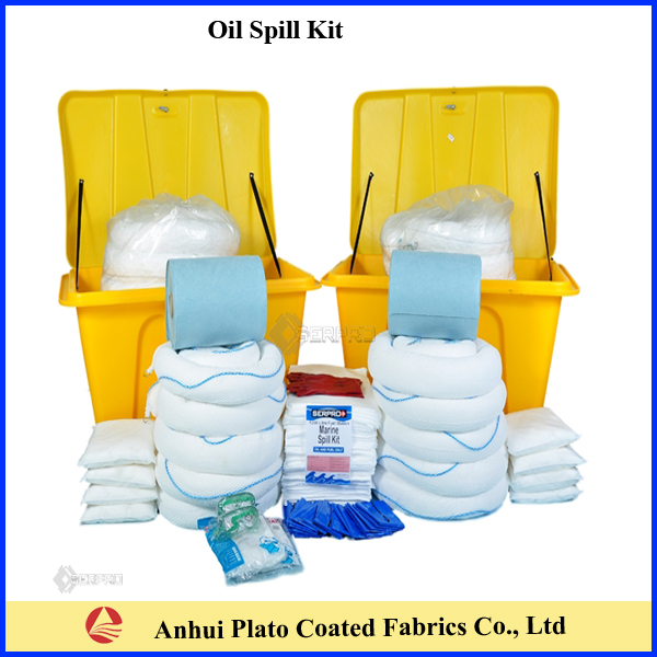 Oil Only Spill Kit/Oil Absorbent Pads/chemical & hazardous spill mat