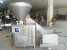 Chicken Halal Meat Sausage Making machine/industrial sausage machine