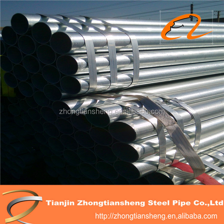 galvanized pipe outside diameter and steel galvanized pipe