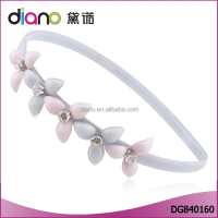 Eco-friendly acetate material hair accessory fresh style sweet girl's best choice