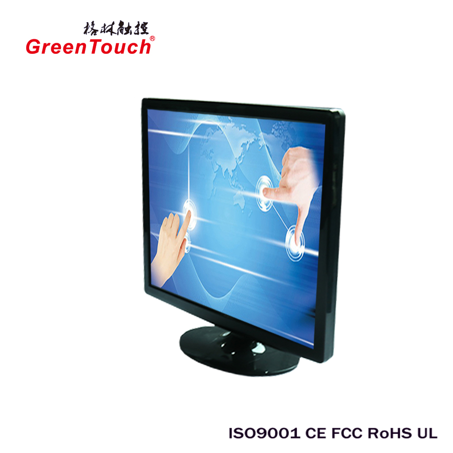 15inch Touch screen monitor mini computer lcd monitor