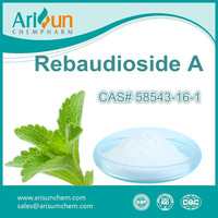 Factory Supply High Quality Stevia Extract Rebaudioside A 97%