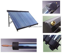 Vacuum Tube Heat Pipe Solar Collector CE/ISO/Key-mark/SRCC (Factory Since 2007)