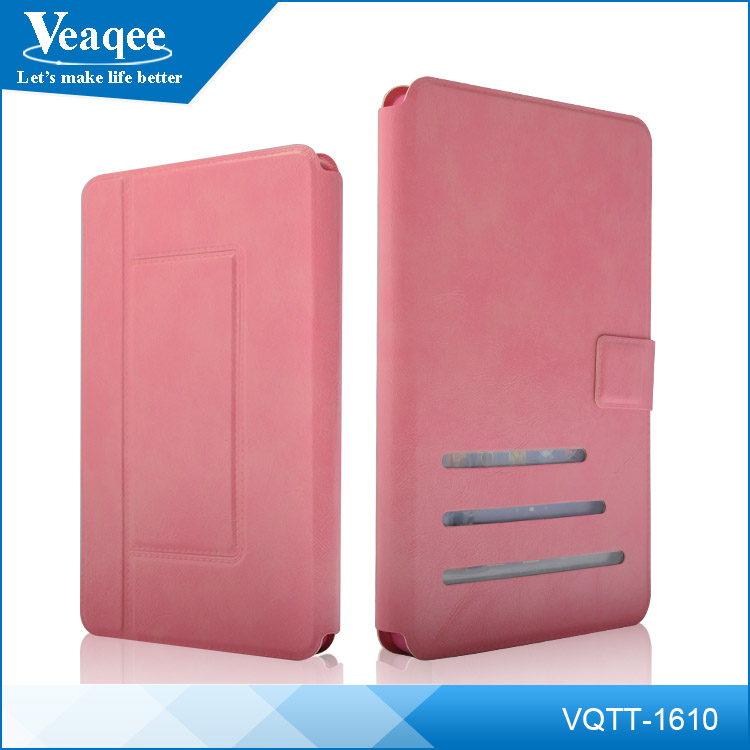 Veaqee PU leather mobile phone case platic tablets case for Ipad Air 2