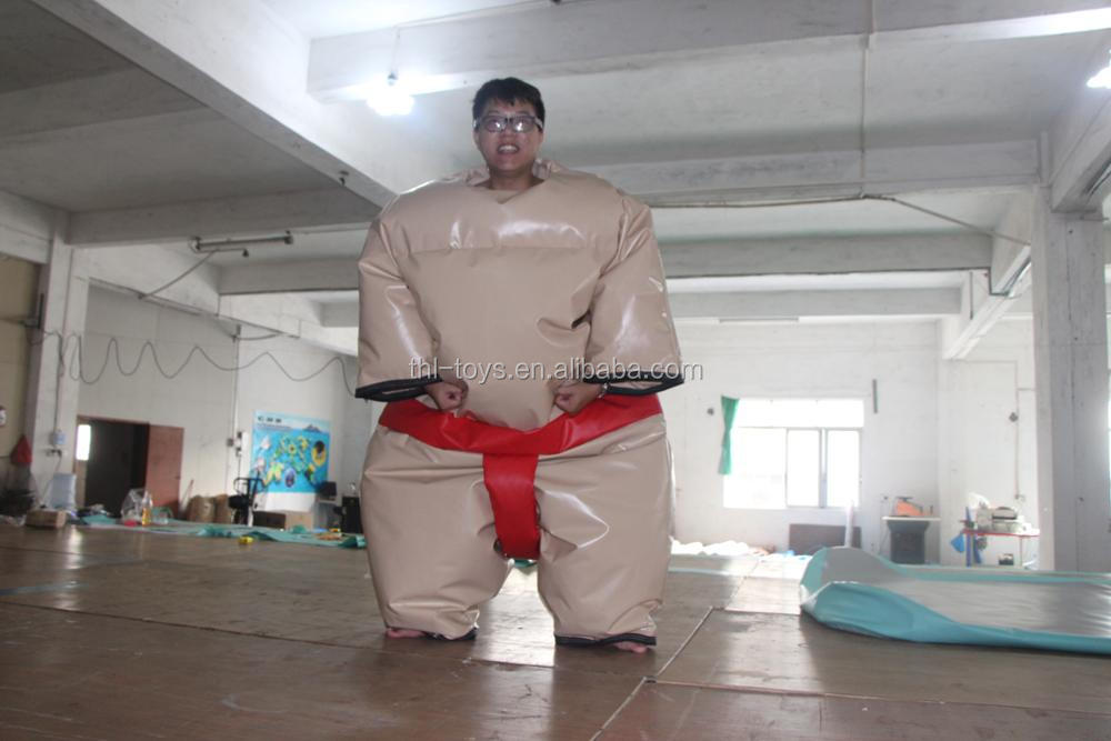High quality sumo wrestling suit / sumo wrestling suits for sale / inflatable sumo wrestling suits for kids and adults