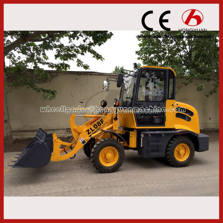 Hongyuan wheel loader /Loader Wheel With Fork