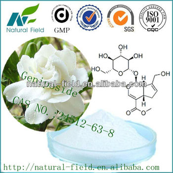 Factory price! geniposidic acid with high quality
