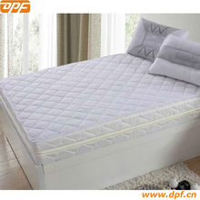 Cotton Quilted Bed Mattress Protector Manufacturer From China