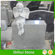 Hot Selling Good Quality Cute Shape Child Headstone