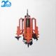 Small agitator submersible sump pump for industrial sand slurry dredging