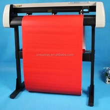 low price print and cut plotter with CE certificate