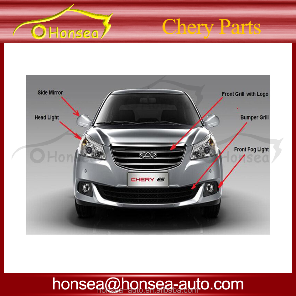 High Quality Original chery E5 body parts