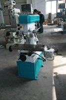 ZXTM-40 Bench Drill Milling Machine Tool